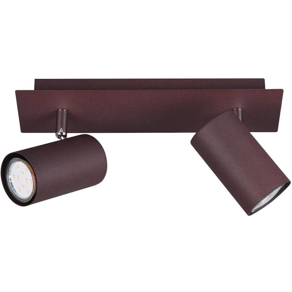 TRIO Leuchten Deckenleuchte »Marley«, GU10, Deckenlampe