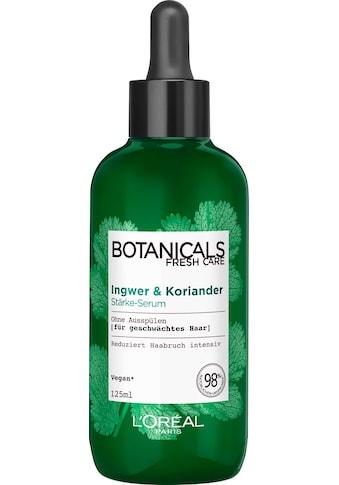 """BOTANICALS Haarserum """"Ingwer und Koriander"""" kaufen"""