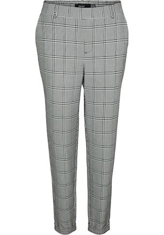 Vero Moda Anzughose »VMMAYA MR LOOSE KIA CHECK PANT« kaufen