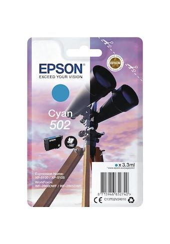 Epson Tintenpatrone - cyan kaufen