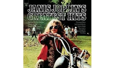 Musik-CD »JANIS JOPLIN'S GREATEST HITS / JOPLIN, JANIS« kaufen