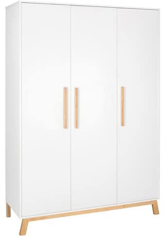 Schardt Kleiderschrank »Sienna White«, 3-türig; Made in Germany kaufen