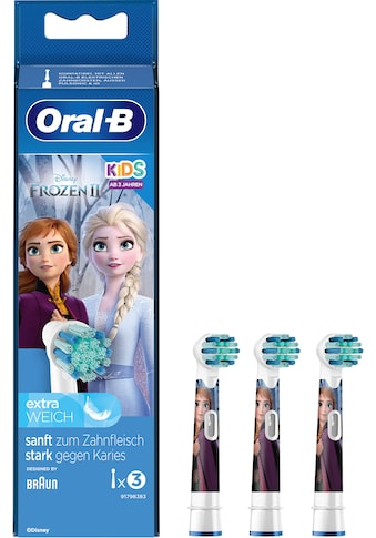 Oral B Aufsteckbürsten »Eiskönigin«, für Kinder ab 3 Jahren kaufen
