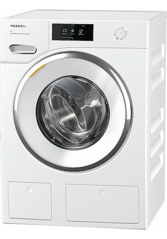 Waschmaschine Frontlader, Miele, »WWR880WPS PWash2.0&TDosXL WiFi W1« kaufen