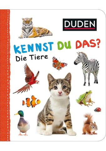 Buch »Kennst du das? Die Tiere / DIVERSE« kaufen