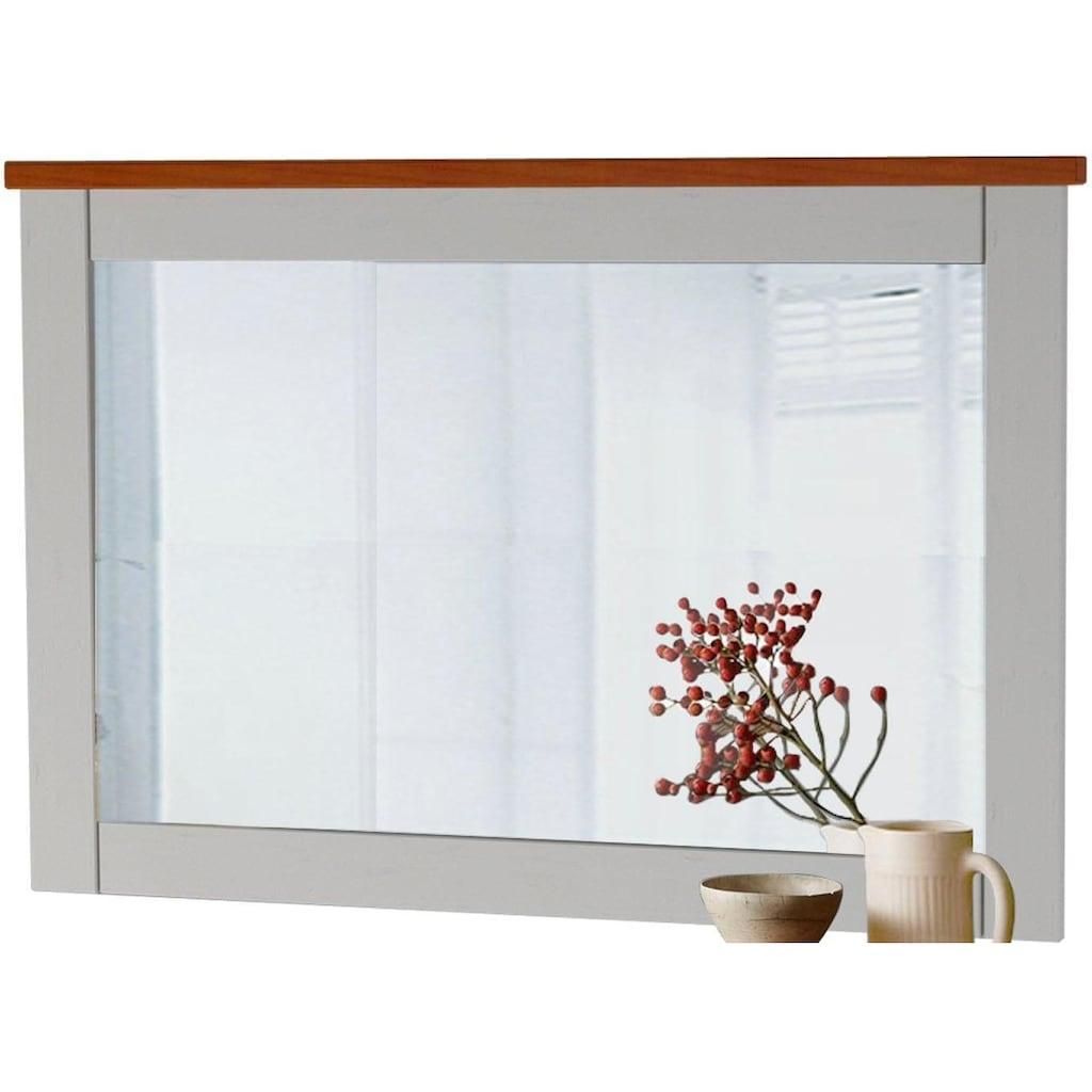 Home affaire Spiegel »Como«, mit schöner Rahmen-Optik und einer großen Spiegelfläche, Breite 90 cm