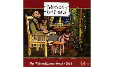 Musik-CD »(8)NEU HSP TV-Der Weihnachtsmann Kommt,Teil 2 / Pettersson Und Findus« kaufen