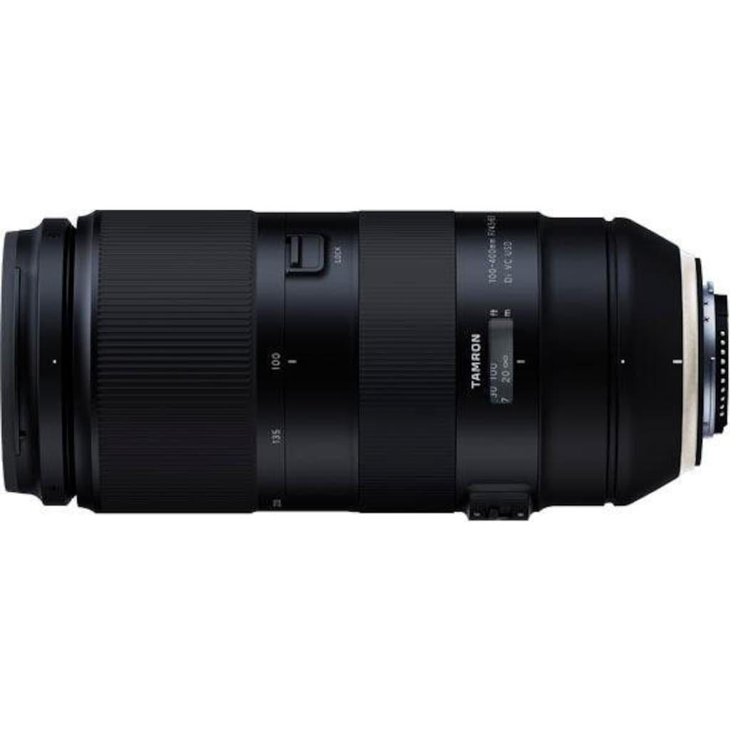 Tamron Objektiv »AF 100-400 F/4,5-6,3 Di VC USD«