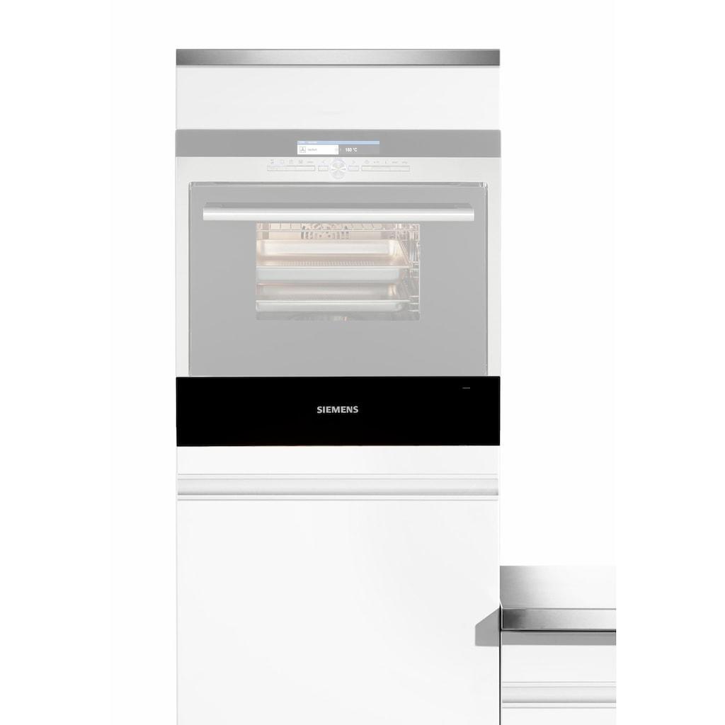 SIEMENS Einbau-Wärmeschublade »iQ700 BI630CNS1«