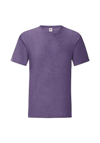 Fruit of the Loom T - Shirt »Herren Iconic« kaufen