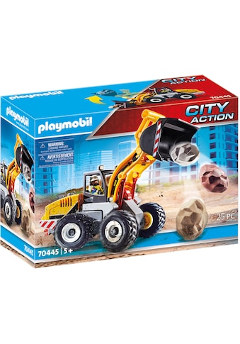 Playmobil® Konstruktions-Spielset »Radlader (70445), City Action«, Made in Europe kaufen