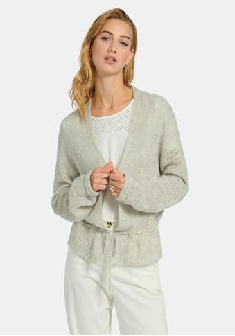 Uta Raasch Ajourstrickjacke »Strickjacke« kaufen