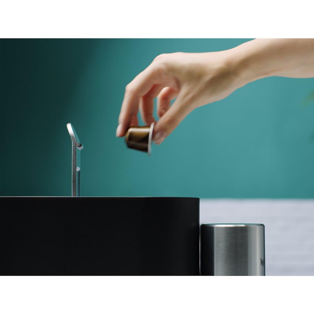 Nespresso Kapselmaschine »XN8908 Atelier«, inkl. Nespresso Glastasse & Kapseln, Heiße & kalte Getränke