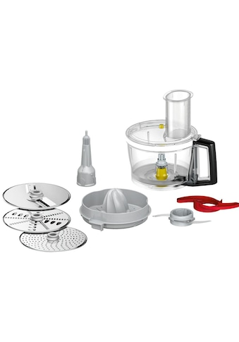 BOSCH Mixaufsatz Lifestyle Set VeggieLove Plus MUZ9VLP1, Zubehör für alle Bosch Küchenmaschinen OptiMUM MUM9… kaufen