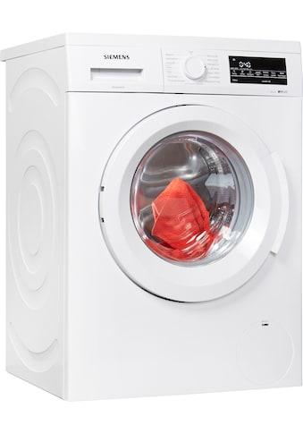 SIEMENS Waschmaschine iQ500 WU14Q420 kaufen