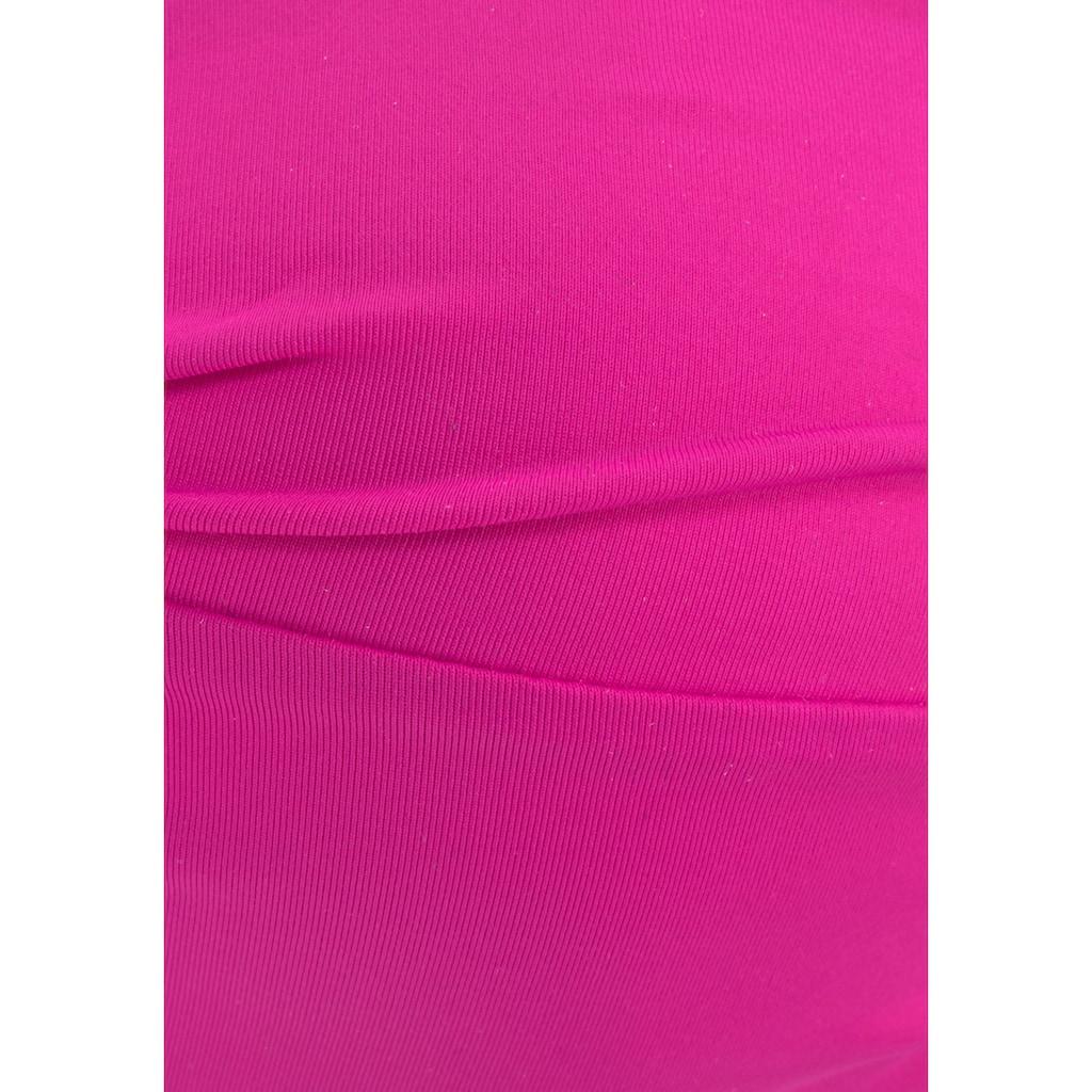 s.Oliver Beachwear Bandeau-Bikini-Top »Spain«, unifarben mit Wickeloptik