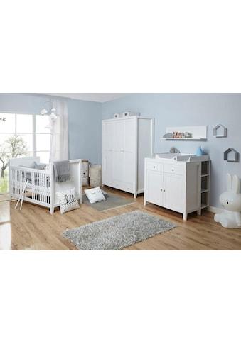 Ticaa Babyzimmer - Komplettset »Rosa« (Set, 5 - tlg) kaufen