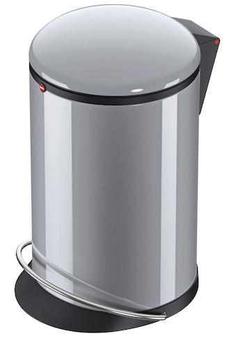 Hailo Mülleimer »Harmony M«, silberfarben, Fassungsvermögen ca. 12 Liter kaufen