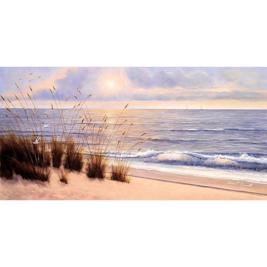 Home affaire Kunstdruck »ROMANELLO / Seashore«, (1 St.)