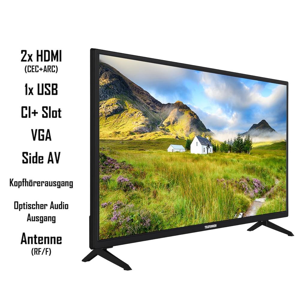 """Telefunken LED-Fernseher »XF32J111«, 80 cm/32 """", Full HD"""