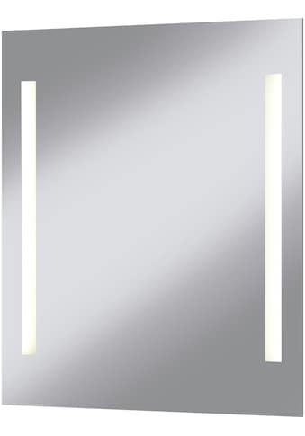 WELLTIME Badspiegel »Miami«, LED - Spiegel, 60 x 70 cm kaufen