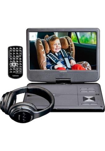 Lenco Portabler DVD-Player »DVP-1017«, Bluetooth kaufen