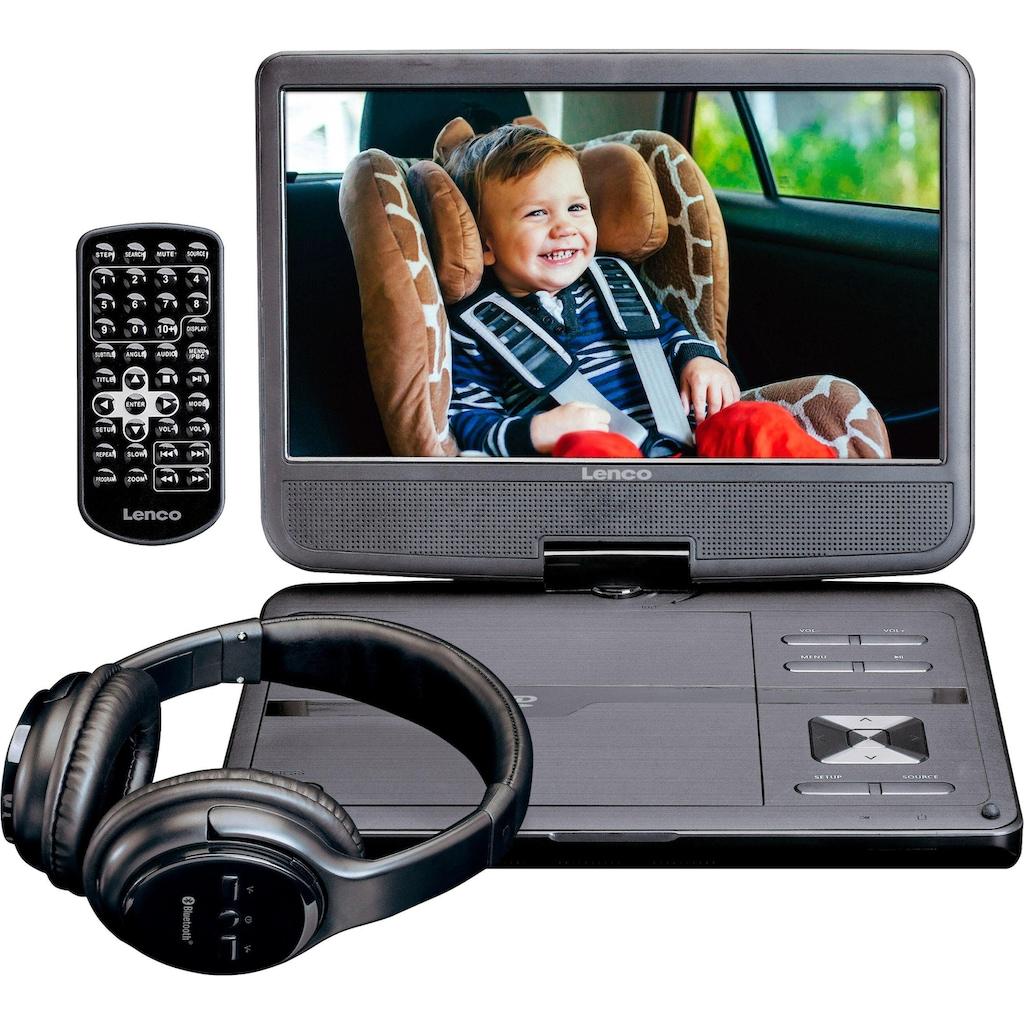 Lenco Portabler DVD-Player »DVP-1017«, Bluetooth
