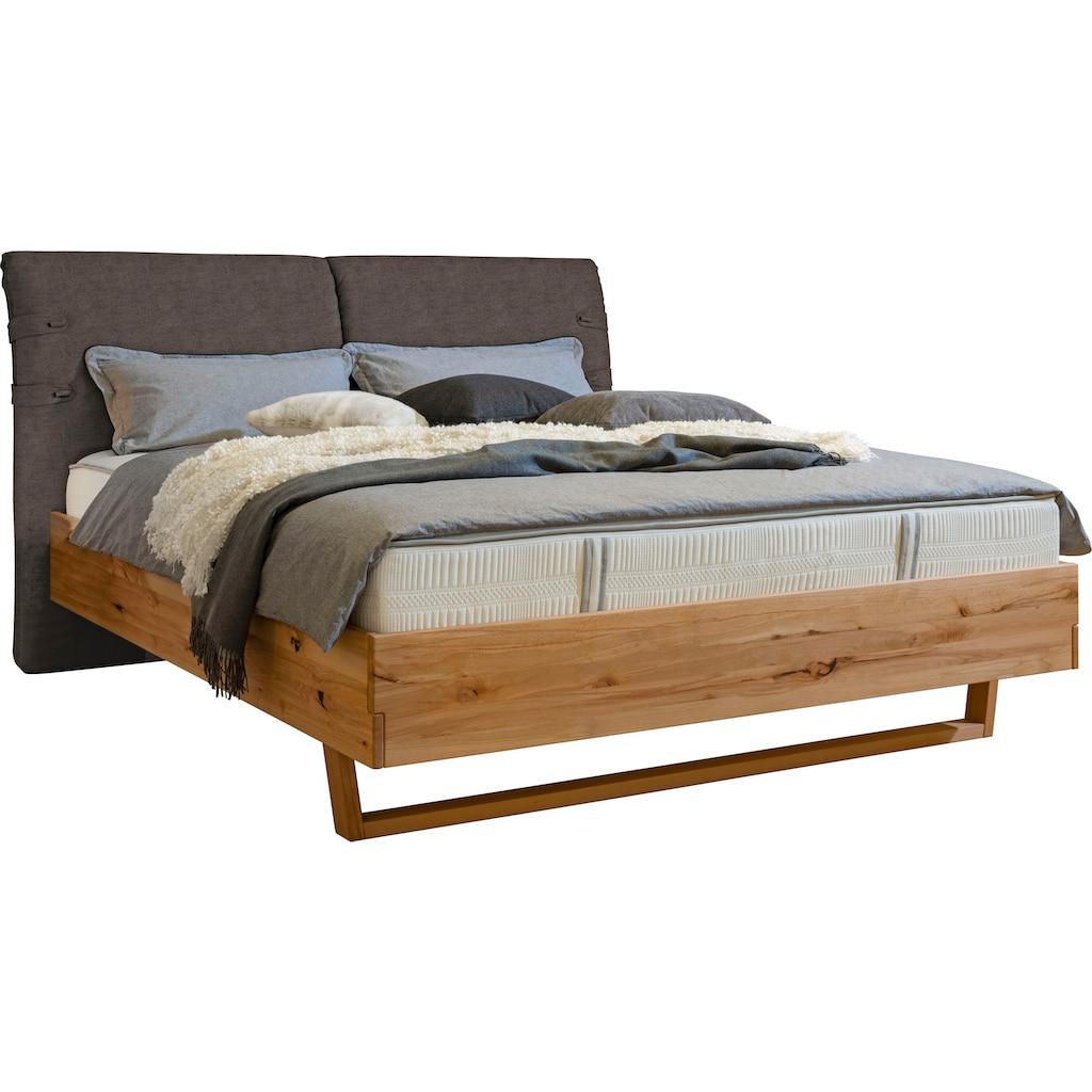 ADA premium Massivholzbett »Nolana«, wahlweise mit Matratze und Lattenrost