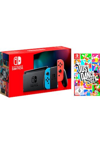 Nintendo Switch Konsolen-Set »Switch«, inkl. Just Dance 2021 kaufen