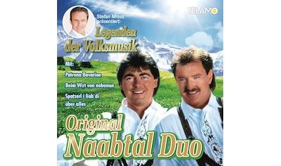 Musik-CD »Stefan Mross Präsentiert Legen / NAABTAL DUO,ORIGINAL« kaufen