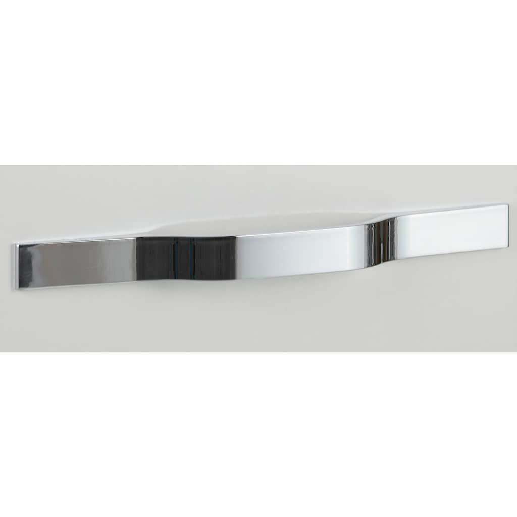 Schildmeyer Unterschrank »Dina«, mit glänzenden Metallgriffen