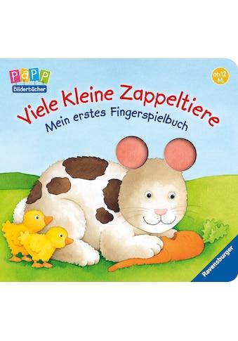Buch »Viele kleine Zappeltiere / Bernd Penners, Monika Neubacher-Fesser« kaufen