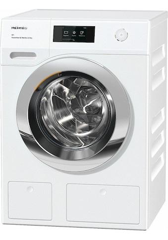 Waschmaschine Frontlader, Miele, »WCR870 WPS PWash2.0&TDos XL&WiFi W1« kaufen