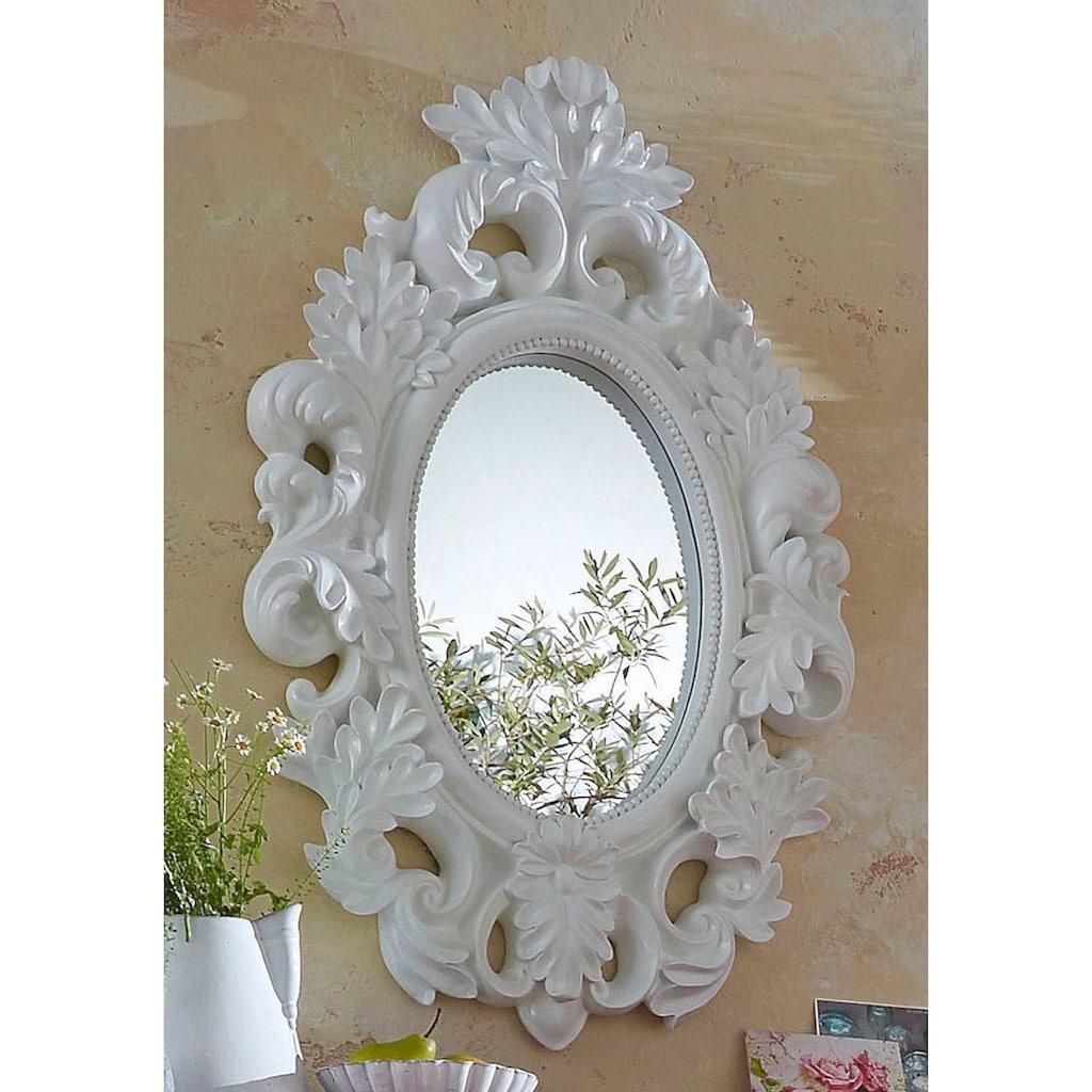 HOFMANN LIVING AND MORE Wandspiegel »Schönerempfang«
