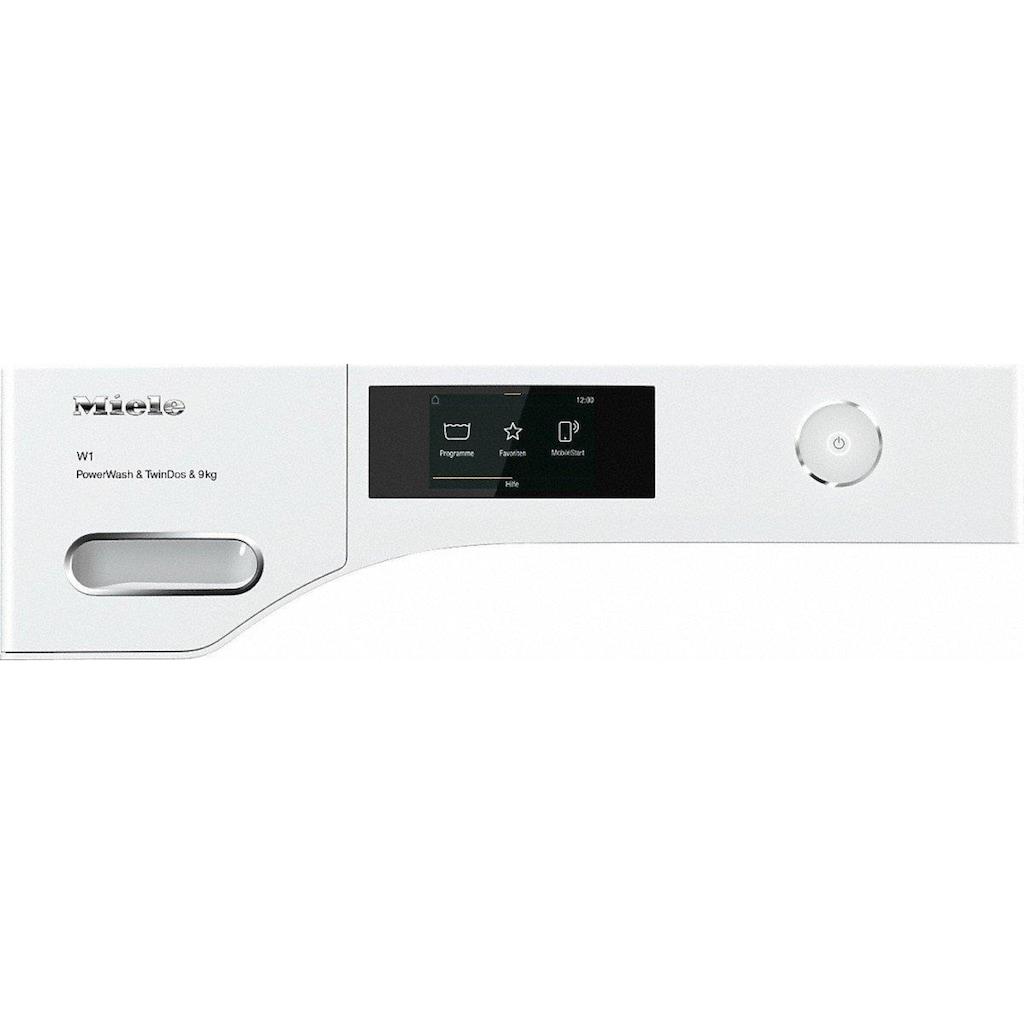 Miele Waschmaschine, WWR860WPS PWash2.0&TDosXL&WiFi, 9 kg, 1600 U/min
