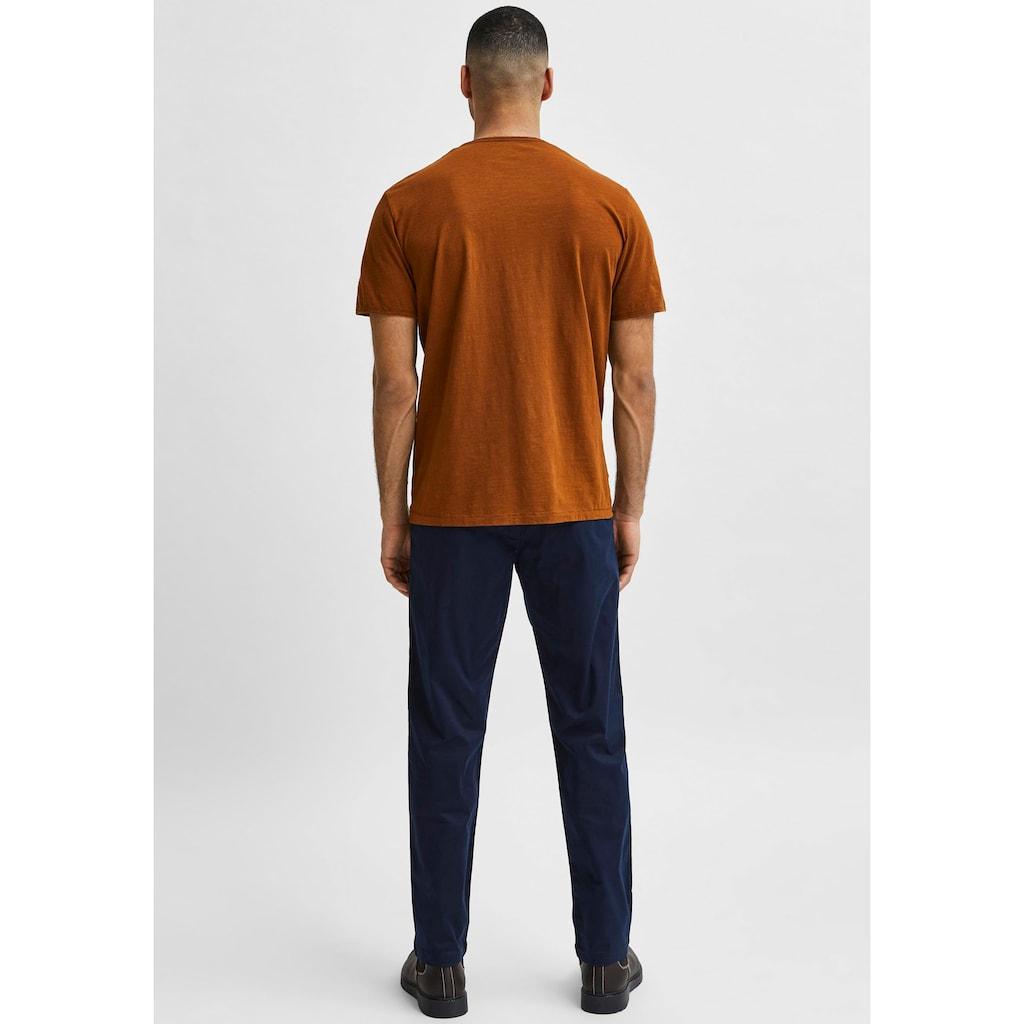 SELECTED HOMME T-Shirt »MORGAN O-NECK TEE«