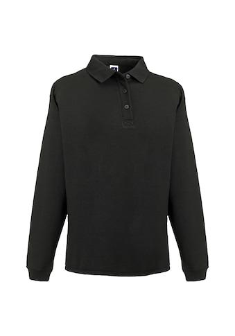Russell Sweatshirt »Europe Herren mit Knopfleiste und Kragen« kaufen
