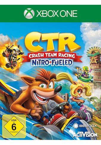 Activision Spiel »CTR Crash Team Racing Nitro Fueled«, Xbox One kaufen