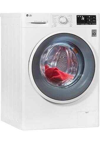 LG Waschtrockner F14WD84EN0, 8 kg / 4 kg, 1400 U/Min kaufen