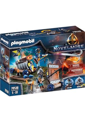 Playmobil® Konstruktions-Spielset »Angriffstrupp (70538), Novelmore«, ; Made in Germany kaufen