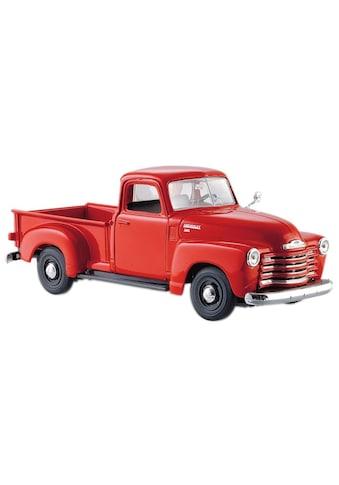 Maisto® Sammlerauto »Chevrolet 3100 Pick-Up '50«, 1:25, aus Metallspritzguss kaufen