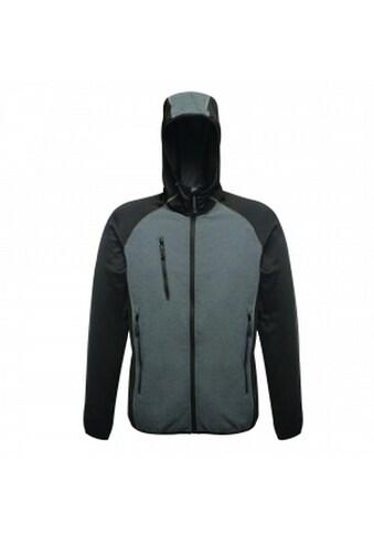 Regatta Softshelljacke »Professional Herren Stretch-Kapuzenjacke Lumen, reflektierend« kaufen