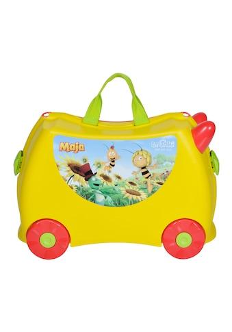 Knorrtoys® Kinderkoffer »Trunki mit Biene Maja Motiv«, 4 Rollen, zum drauf fahren,... kaufen
