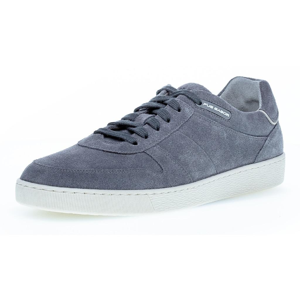 Pius Gabor Sneaker, mit Easy Change Wechselfußbett