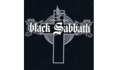 Musik-CD »Greatest Hits / Black Sabbath« kaufen