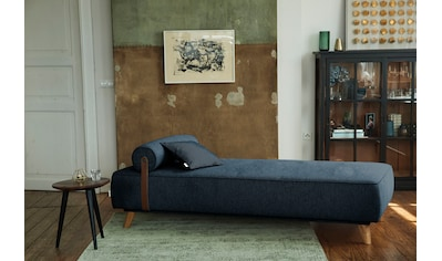 TOM TAILOR Daybett »NORDIC DAYBED PURE«, inklusive Kissenrolle & Lederband, wahlweise... kaufen