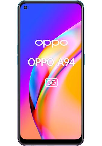 """Oppo Smartphone »A94 5G«, (16,3 cm/6,43 """", 128 GB Speicherplatz, 48 MP Kamera) kaufen"""