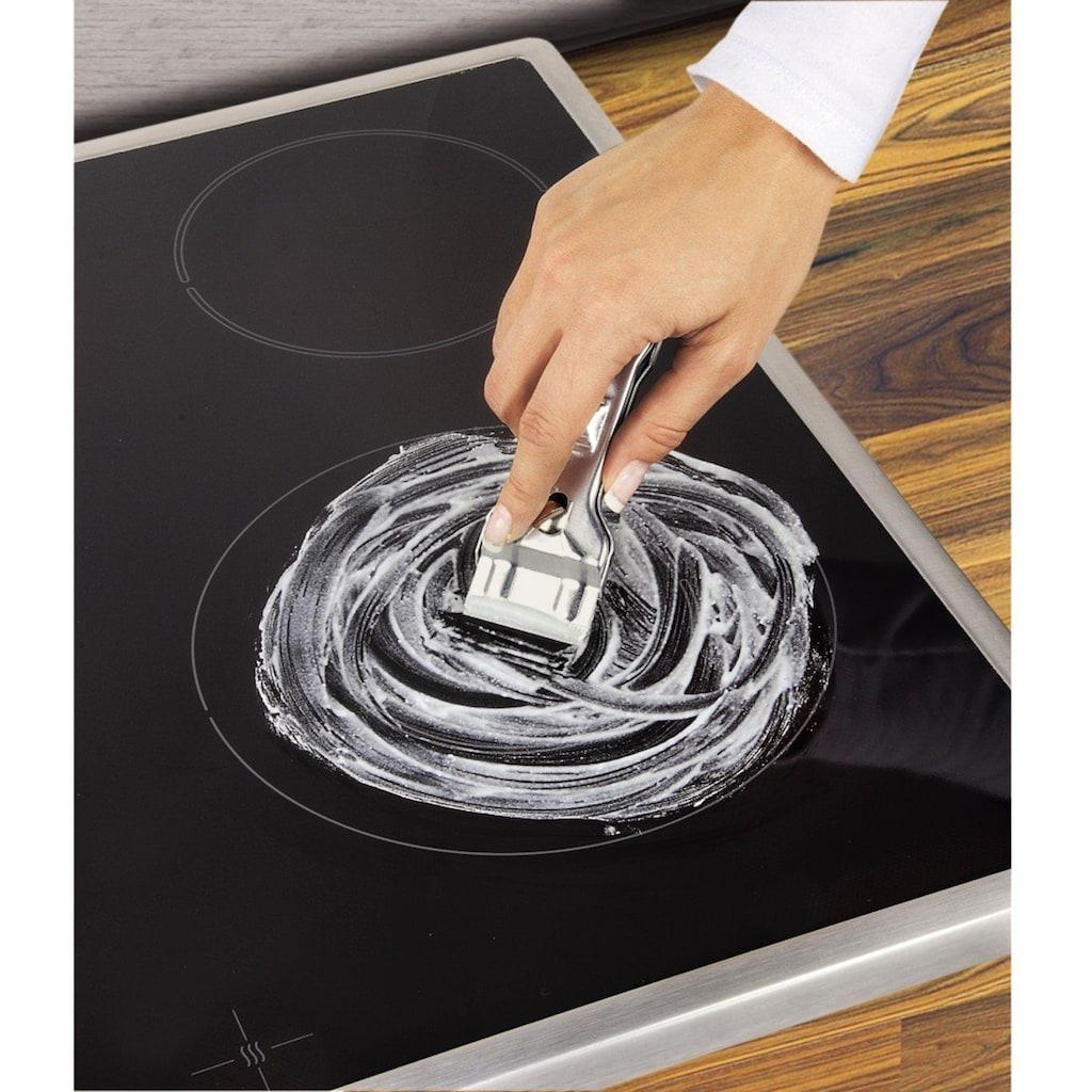 Xavax Spezial-Glasschaber für Glaskeramik-Kochfelder, Metall