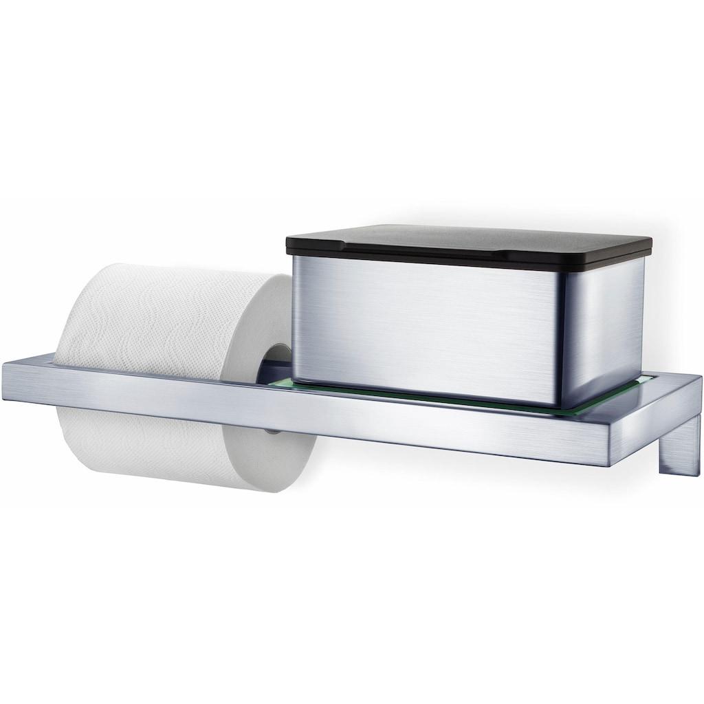 BLOMUS Toilettenpapierhalter »MENOTO«, mit Ablage
