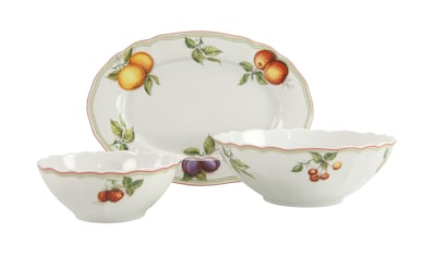 CreaTable Servier-Set »Flora Orchard« kaufen